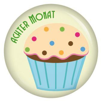 kiwikatze buttons schwangerschaft set muffins. Black Bedroom Furniture Sets. Home Design Ideas