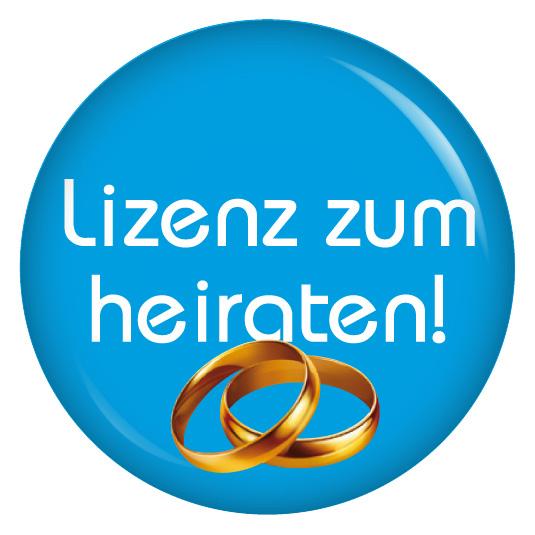 lizenz zum heiraten
