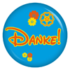 Button Danke