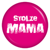 Button stolze Mama