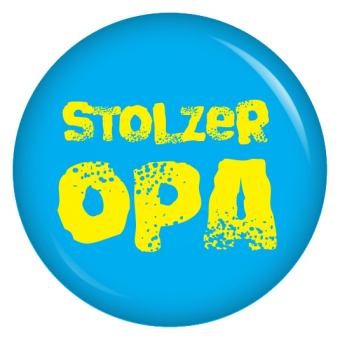 Button stolzer Opa
