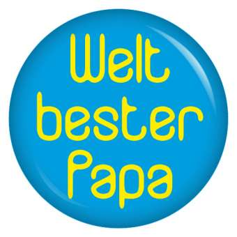 Button Weltbester Papa