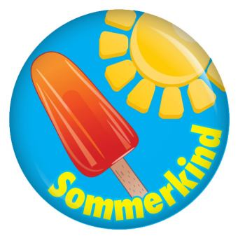 Button Sommerkind