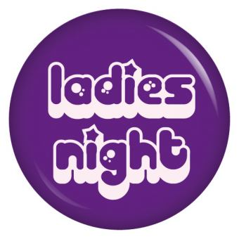 Button Ladies Night (Bride)
