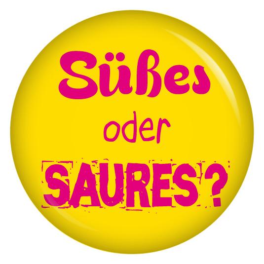 Süsses Oder Saures