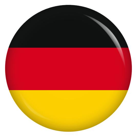 kiwikatze button deutschland flagge. Black Bedroom Furniture Sets. Home Design Ideas