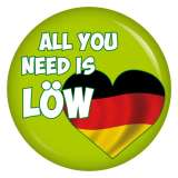 Button All you need is Löw