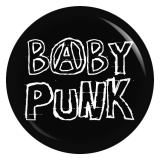 Button BabyPunk